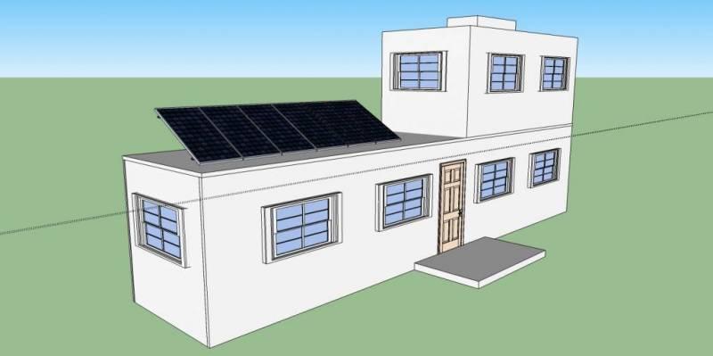 Contemporary Container Home Design