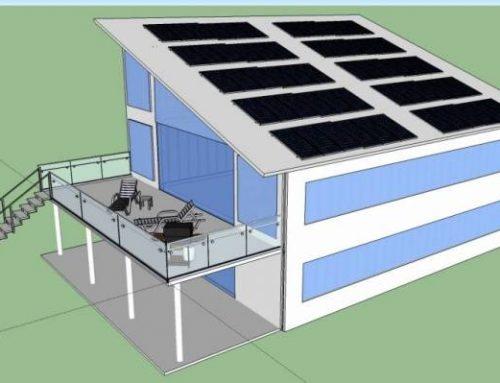 2880sqft Contemporary Container Home Design