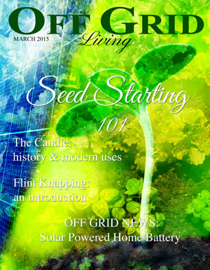 Off Grid Living March 2015