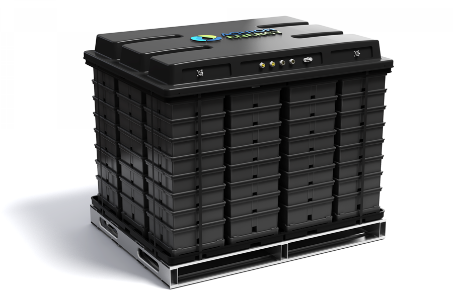 The Battery Is Massively Scalable As Well Which Provides Energy Storage  Solution For Almost Any Sized Operation From A Small Off Grid Homestead,  Business, ...