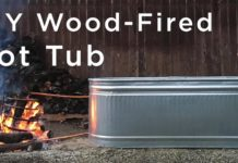 DIY Hot Tub