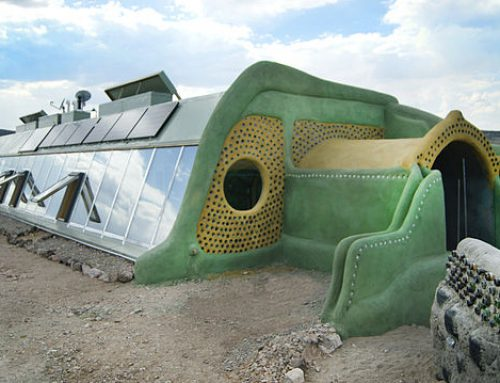 Earthships Are Beautiful Off Grid Homes.