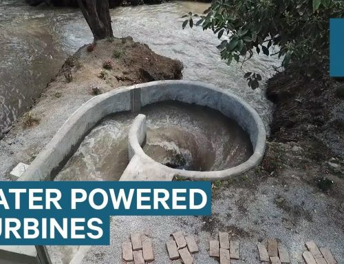 Simple River Turbine Systems Could Power Your Off Grid Lifestyle.
