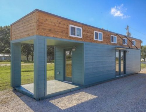 Shipping Containers Make AWESOME AFFORDABLE Off Grid Homes!