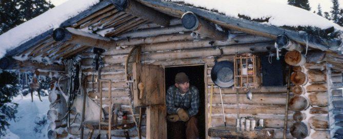 Proenneke-Cabin