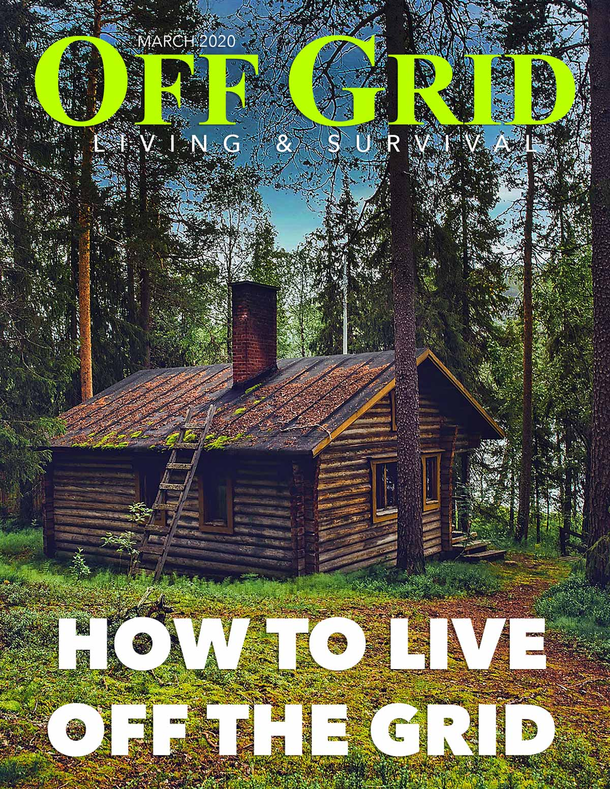 Off Grid Living Magazine
