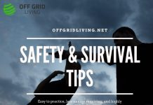 Safety & Self-defence tips-offgridliving.net