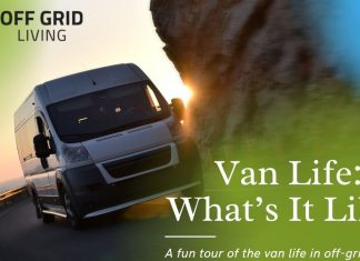 Van Life: What's It Like? | OffGridLiving.net