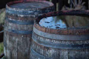 Off-Grid Shower Barrel