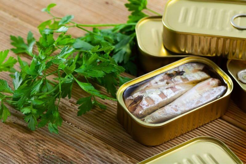 Canned Fish-offgridlving.net