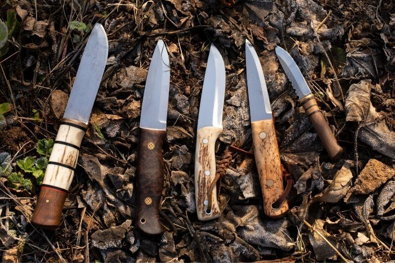 Survival knife-Offgridliving.net