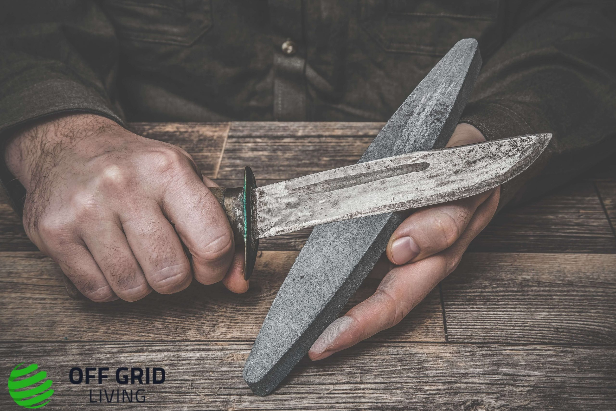Do-It-Yourself Survival Knife for Off-Grid Living