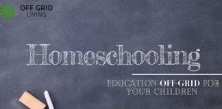 Homeschool_ Education Off-Grid for Your Children-offgridliving.net