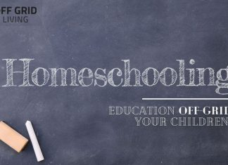 Homeschool_ Education Off-Grid for Your Children-offgridliving.net