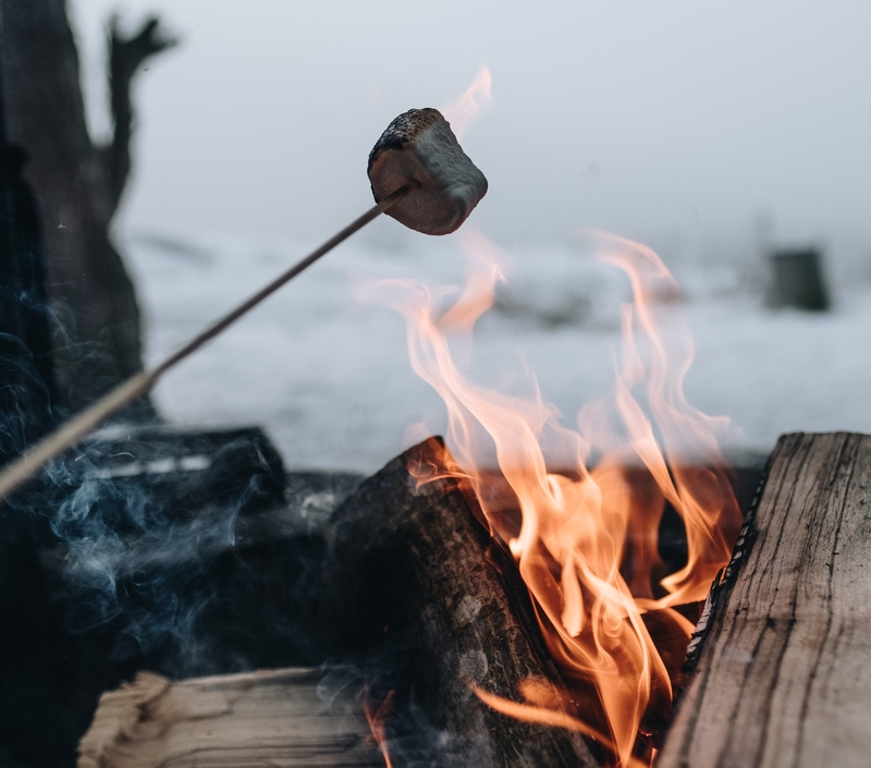 Smores-fire-pit