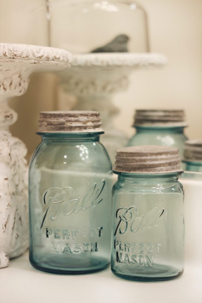 Clear-candle-jars