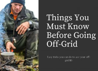 Things you must know before going off grid-offgridiving.net