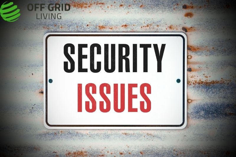 security problems-offgridliving.net
