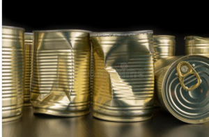 Dented-cans