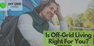 Is Off-Grid Living Right For You-offgridliving.net