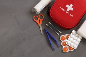 First- aid kit